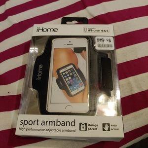 Sport arm band